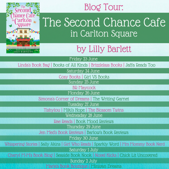 The Second Chance Cafe blog tour graphic (1)