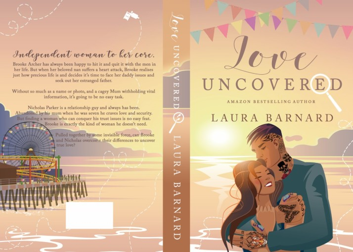 Love Uncovered Cover