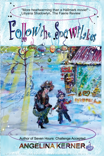 Follow the Snowflakes front cover