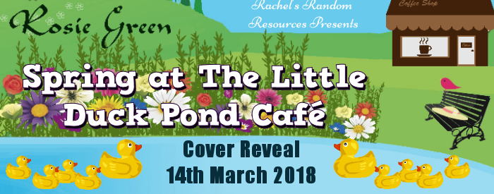 Spring at The Little Duck Pond Café - Cover Reveal(1)