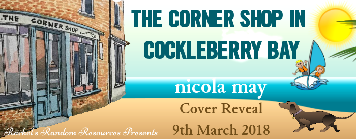 The Corner Shop in Cockleberry Bay - Cover Reveal