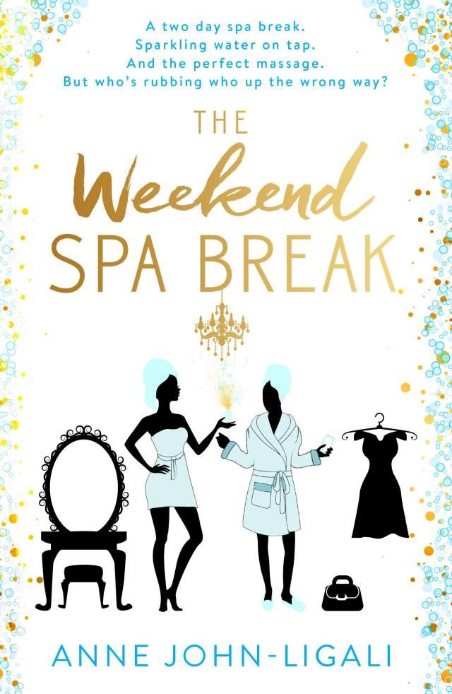 The Weekend Spa Break Cover