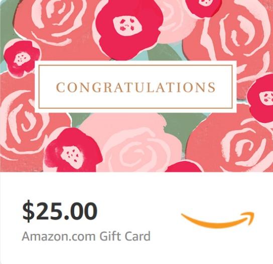 CongratsGiftCard