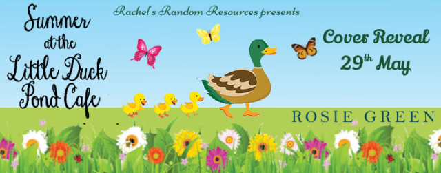 Summer at the Little Duck Pond Cafe Cover Reveal