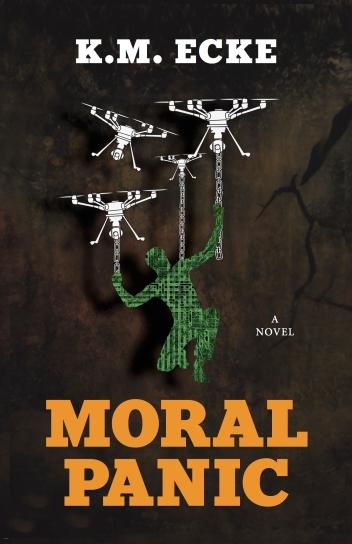 Moral Panic e Book Cover