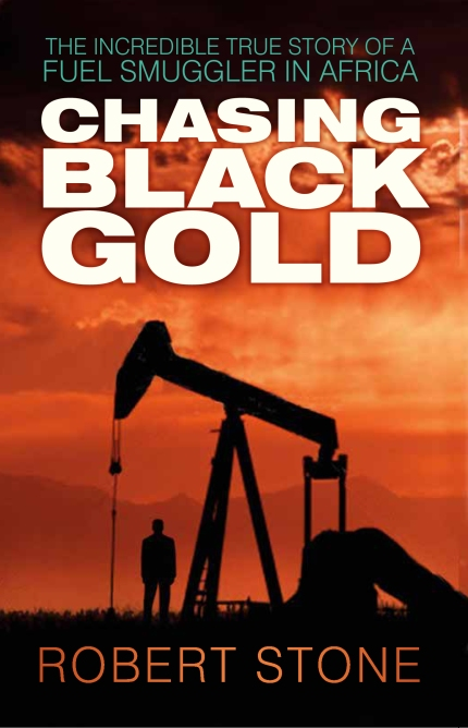 Chasing Black Gold Cover