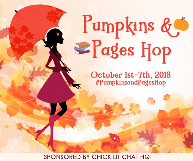 Post Graphic - Pumpkins & Pages Hop