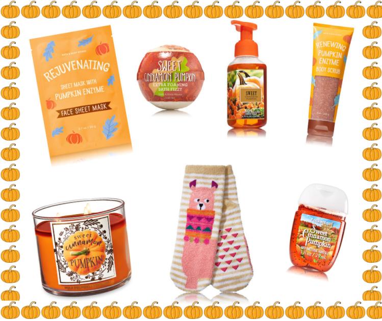 Sweet Cinnamon Pumpkin Prizes