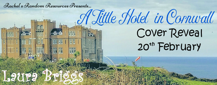 A Little Hotel in Cornwall Cover Reveal