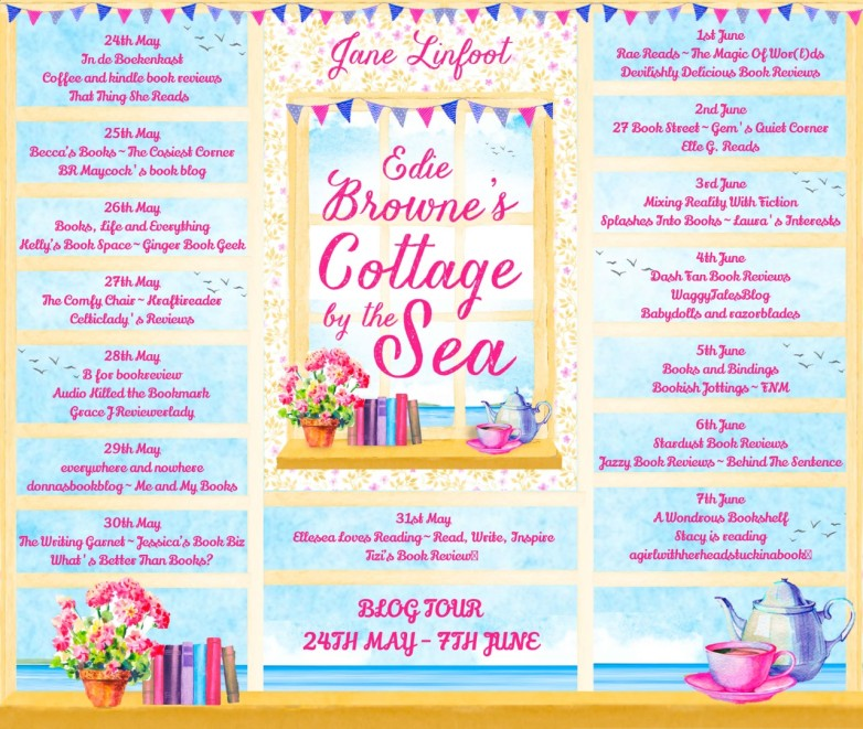thumbnail_Edie Brownes Cottage By The Sea Full Tour Banner