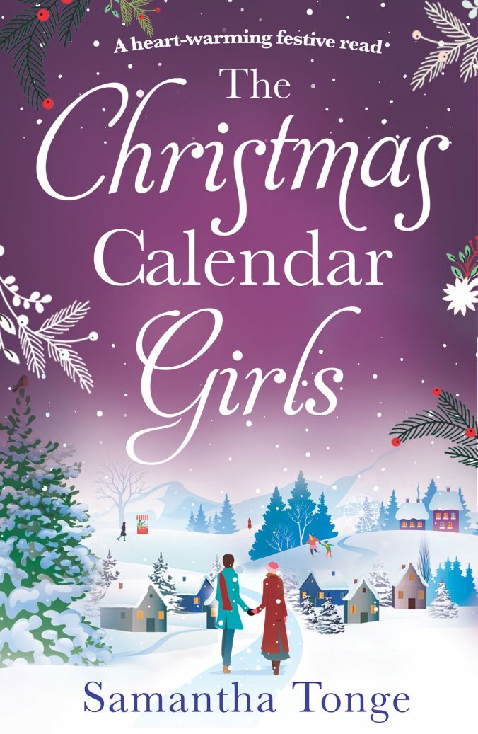 Christmascalendercover