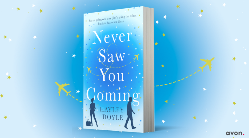 Never Saw You Coming by Hayley Doyle #CoverReveal @HayleyDWrites ...